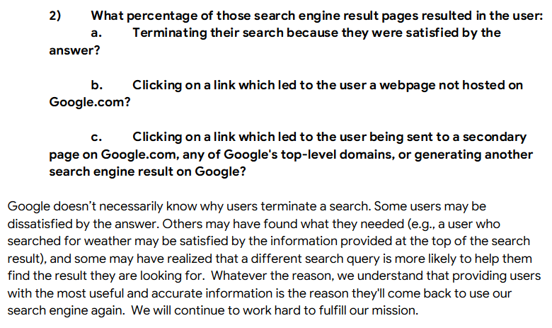 How Much of Google's Search Traffic is Left for Anyone But Themselves?